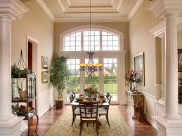 Dining Room Ceiling Aldarra Lot 92 Dining Room With Coffered Ceiling