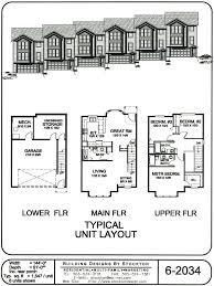 building designs by stockton plan 6 2034 floorplans