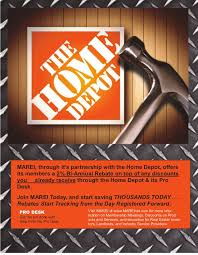 Home Depot Pro Desk Real Estate Investment News Winter 2014