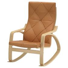 One Piece Rocking Chair Cushions Poäng Series Ikea