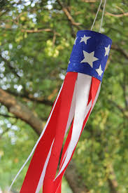 sometimes creative july 4th tin can windsock