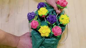 edible flower arrangements how to make an edible flower bouquet