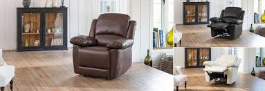 Electric Reclining Armchair The Sofa Company