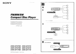 sony cdx with cdx gt170 wiring diagram gooddy org