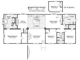 Master Suite Floor Plan The Sonora Ii Ft32763b Manufactured Home Floor Plan Or Modular