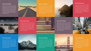 neyon powerpoint template by museframe graphicriver