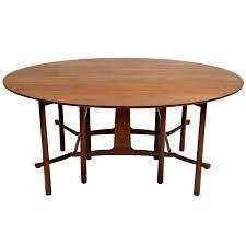heritage henredon gateleg table u2014 denmark 50