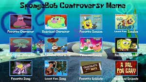 Chocolate Meme Spongebob - spongebob controversy meme by purfectprincessgirl on deviantart