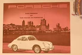 vintage orange porsche vintage porsche literature 356b 912 911 s t e u0026 l
