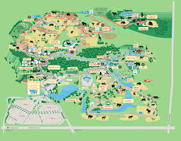 La Zoo Map Zozoap Pics