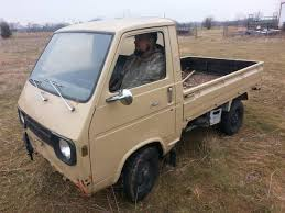 suzuki pickup truck texas truck 1972 suzuki carry pickup rusty but trusty