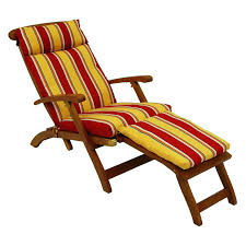 Outdoor Chaise Lounge Cushion Blazing Needles Outdoor Steamer Chaise Lounge Cushion 72 X 20 In