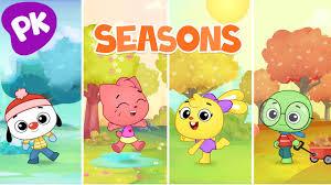 seasons i love to learn music for kids preschool songs kids