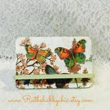 Butterfly Desk Accessories Decorative Pencil Holder Decor Brush Holders Office