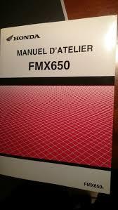 revue technique fmx 650