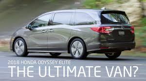 odyssey car reviews and news at carreview com 2018 honda odyssey elite reviewed vs toyota sienna u0026 chrysler