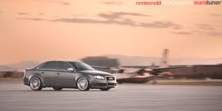 supercharged audi rs4 for sale pics supercharged audi rs4 eurotuner magazine feature april