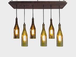 beer bottle light kit choose design wine glass chandelier u2013 home