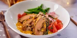chef de cuisine philippe etchebest foie gras poché au jus de clémentine de philippe etchebest