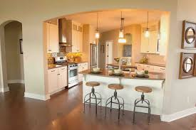 kitchen with island and peninsula kitchen design island or peninsula rembun co