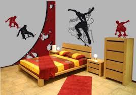 stickers muraux chambre ado fille stickers muraux skate avec graffiti pour enfants par décorécébo
