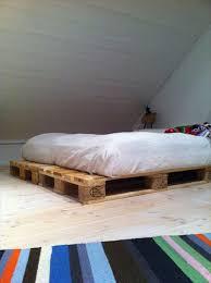 diy wooden pallet beds pallet furniture plans
