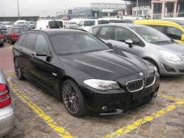 rumors the new bmw 5 series touring will be presented at the