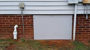 arresting crawlspace access door too is your crawl space sterling