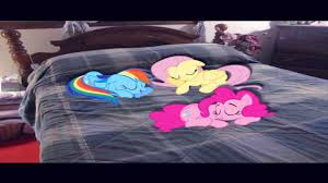 my little pony in real life ponies sleeping youtube