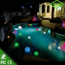 floating pool ball lights pin by hds led technology co ltd on large led glow ball light