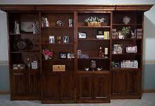 Sliding Bookcase Murphy Bed Cabinet Bed Ebay