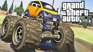 youtube monster truck videos gta 5 mods panto monster truck youtube