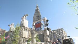 halloween city in cleveland ohio american ninja warrior u0027 takes over cleveland photos wkyc com