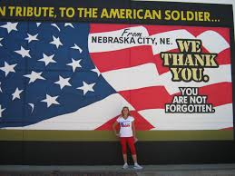 The Amarican Flag Why I Am Passionate About The American Flag The Fairbury Flag Lady