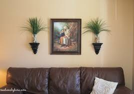 Living Room Re Decorating Wall Decor