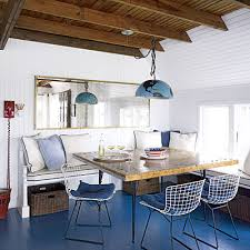 Nautical Dining Room Inspirations On The Horizon Coastal Dining Rooms