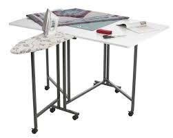 Folding Sewing Cutting Table Cabinets Statewide Sewing Superstore The Sewing Machine And
