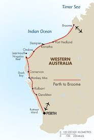 Perth to Broome Self Drive Australia Vacation & Tours