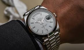 rolex day date 40 watches the new rolex 3255 movement on