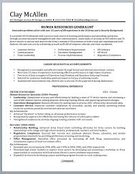 military transition resume examples professionally written military resume to civilian sample and professionally written military resume to civilian sample and writing guide page 1