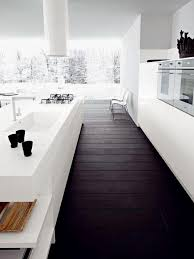 kitchen cabinet 75 kitchens with white cabinets and dark floors