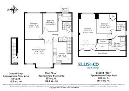 Maisonette Floor Plan 4 Bedroom Maisonette For Sale In Close London Nw2 Ellis