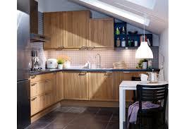 cuisine bois ikea cuisine ikea en bois idées de design moderne alfihomeedesign