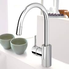 grohe k7 kitchen faucet venetian single grohe concetto kitchen faucet handle side