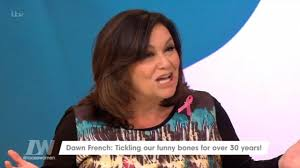 Awn French Dawn French Reveals She Lost Her Virginity On A Beach In Cornwall