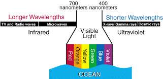 Visible Light Spectrum Wavelength Visible Light Electromagnetic Spectrum