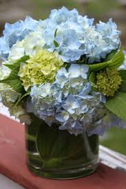 Small Flower Arrangements Centerpieces 25 Best Blue Hydrangea Centerpieces Ideas On Pinterest Blue