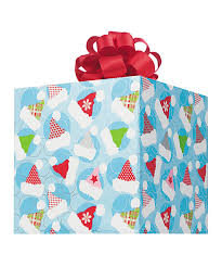 christmas gift wrap rolls look at this hats gift wrap roll set of two on zulily today