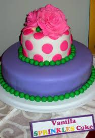 homemade funfetti cake u2013 and fondant decorating cupcake artist