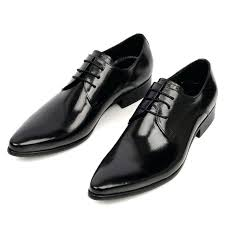 wedding shoes office black shoes men formal dress wedding shoes genuine leather black